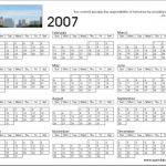 Calendario vacacional