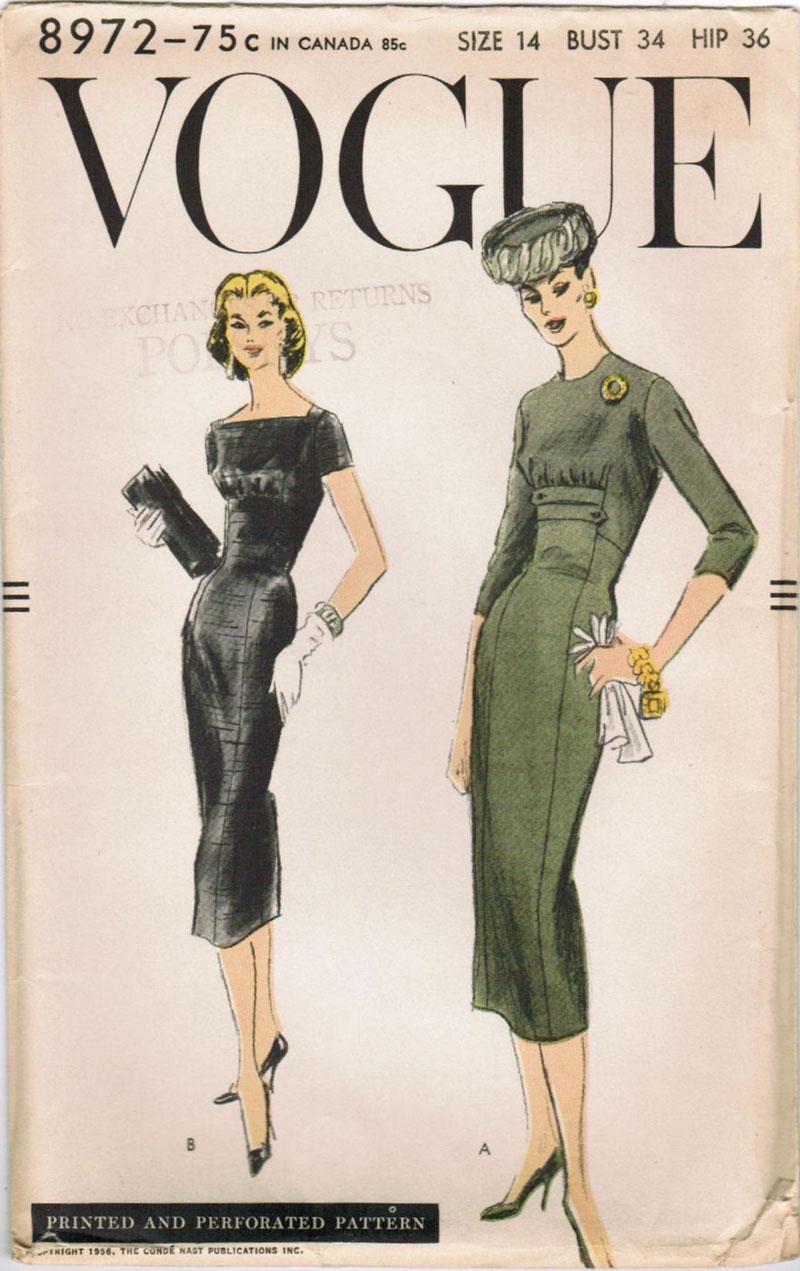 vogue-vintage
