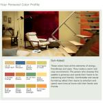Colores para pintar tu casa según tu personalidad