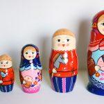 Matryoshkas · Babushkas