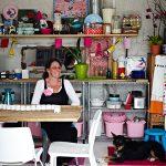 La casa de una artista portuguesa {Ikea Family Live}