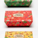 El packaging de Petra Mora minimarket