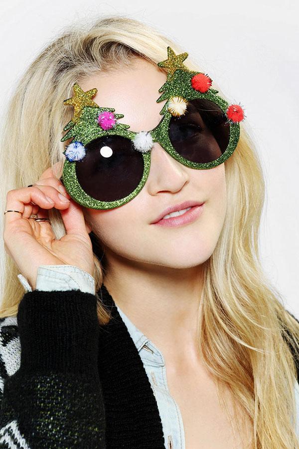 gafas navidad