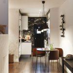 Papel en las paredes la cocina?