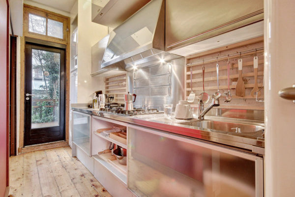 apartamento con encanto en Amsterdam