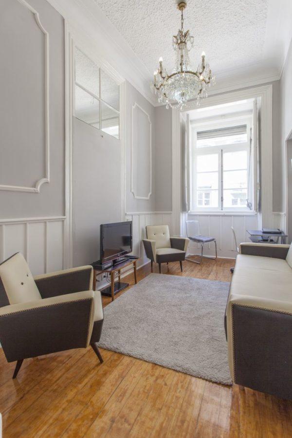 Apartamento en alquiler con encanto en Lisboa