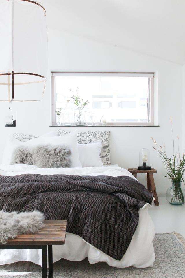 dormitorio invernal
